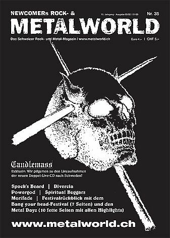 Metalworld Nr. 35