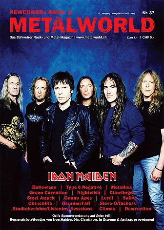 Metalworld Nr. 37