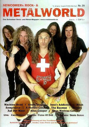 Metalworld Nr. 39