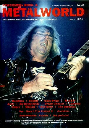 Metalworld Nr. 40