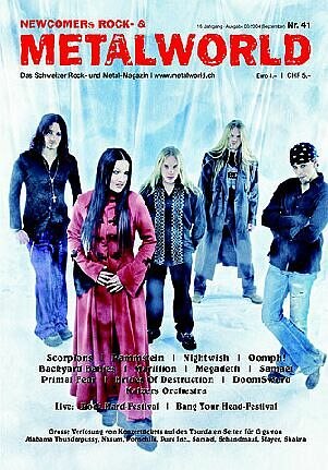 Metalworld Nr. 41