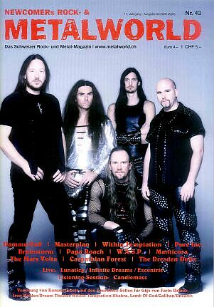 Metalworld Nr. 43