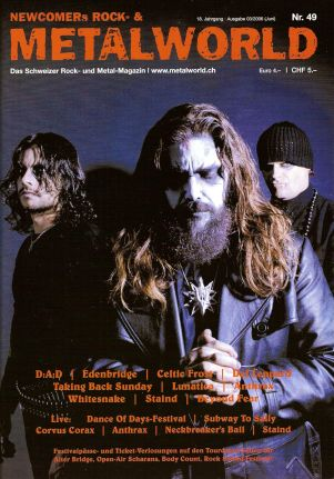 Metalworld Nr. 49