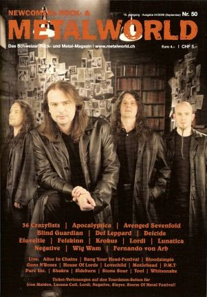 Metalworld Nr. 50
