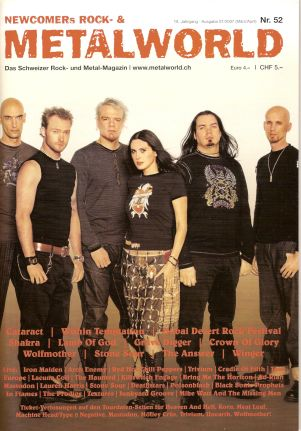 Metalworld Nr. 52