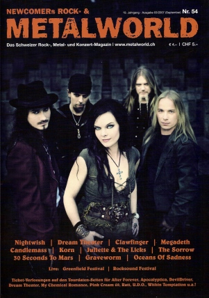 Metalworld Nr. 54